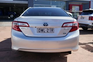 2015 Toyota Camry AVV50R Hybrid H Silver Continuous Variable Sedan