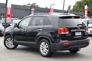 2010 Kia Sorento XM MY10 Platinum Black 6 Speed Sports Automatic Wagon