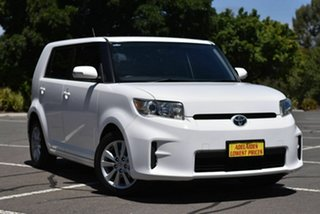 2010 Toyota Rukus AZE151R Build 1 Hatch White 4 Speed Sports Automatic Wagon.