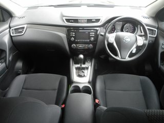 2015 Nissan Qashqai J11 ST Black 1 Speed Constant Variable Wagon.