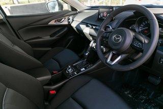2020 Mazda CX-3 CX-3 E 6AUTO MAXX SPORT PETROL FWD Eternal Blue Wagon