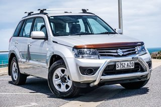 2013 Suzuki Grand Vitara JB MY13 Urban 2WD Navigator Silver 4 Speed Automatic Wagon.
