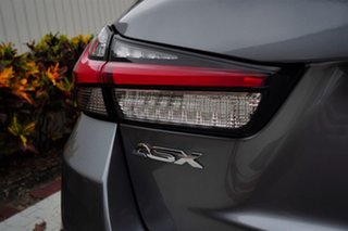 2020 Mitsubishi ASX XD MY21 ES 2WD Titanium Grey 1 Speed Constant Variable Wagon