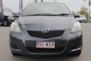 2008 Toyota Yaris NCP93R YRS Graphite 4 Speed Automatic Sedan