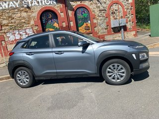 2019 Hyundai Kona OS.2 MY19 Go 2WD Lake Silver 6 Speed Sports Automatic Wagon.