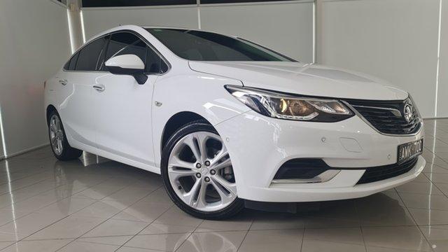 Used Holden Astra BL MY17 LTZ Deer Park, 2017 Holden Astra BL MY17 LTZ White 6 Speed Sports Automatic Sedan