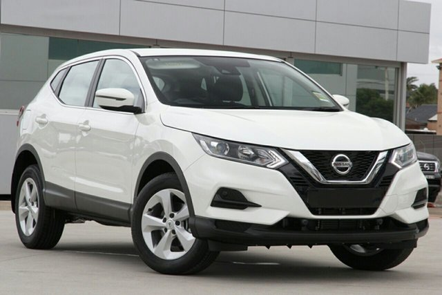 New Nissan Qashqai J11 Series 3 MY20 ST X-tronic St Marys, 2020 Nissan Qashqai J11 Series 3 MY20 ST X-tronic Ivory Pearl 1 Speed Constant Variable Wagon