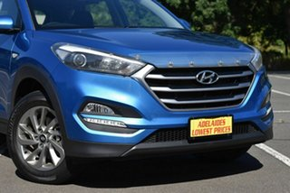 2017 Hyundai Tucson TLe MY17 Active 2WD Blue 6 Speed Sports Automatic Wagon