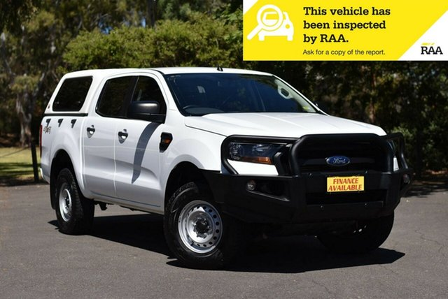 Used Ford Ranger PX MkII 2018.00MY XL Melrose Park, 2017 Ford Ranger PX MkII 2018.00MY XL White 6 Speed Sports Automatic Utility