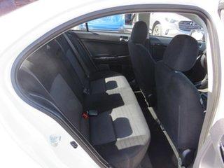 2016 Mitsubishi Lancer CF MY16 ES Sport White 5 Speed Manual Sedan