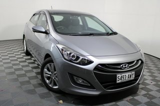 2013 Hyundai i30 GD Elite Grey 6 Speed Sports Automatic Hatchback.