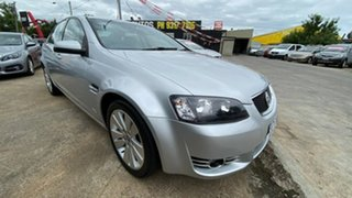 2012 Holden Commodore VE II MY12.5 Omega Silver 6 Speed Sports Automatic Sedan.