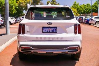 2020 Kia Sorento MQ4 S White Sports Automatic Dual Clutch SUV.