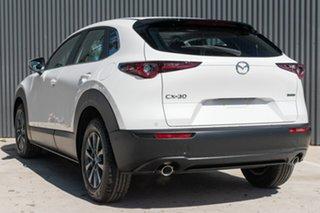 2020 Mazda CX-30 CX-30 B 6MAN WAGON G20 PURE Snowflake White Pearl Wagon