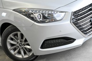 2017 Hyundai i40 VF4 Series II Active Tourer D-CT Silver 7 Speed Sports Automatic Dual Clutch Wagon.
