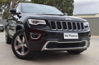 2014 Jeep Grand Cherokee WK MY2014 Limited Brilliant Black 8 Speed Sports Automatic Wagon.