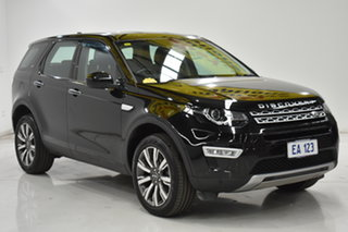 2017 Land Rover Discovery Sport L550 18MY TD4 HSE Luxury Black 9 Speed Sports Automatic Wagon