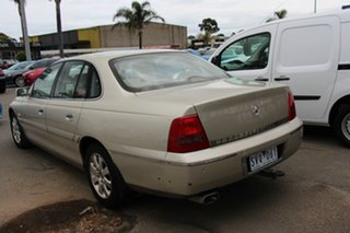 2004 Holden Statesman WK Gold 4 Speed Automatic Sedan
