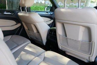 2014 Mercedes-Benz M-Class W166 MY805 ML350 BlueTEC 7G-Tronic + Brown 7 Speed Sports Automatic Wagon