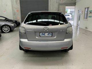 2006 Mazda CX-7 ER1031 MY07 Luxury Silver 6 Speed Sports Automatic Wagon