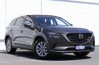 2017 Mazda CX-9 TC Sport SKYACTIV-Drive Grey 6 Speed Sports Automatic Wagon.