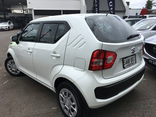 2016 Suzuki Ignis MF GL White 1 Speed Constant Variable Hatchback