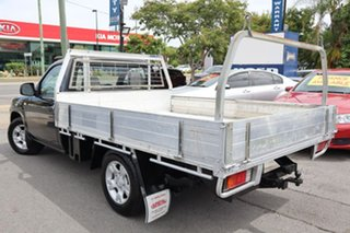2009 Mazda BT-50 UNY0W4 DX 4x2 Black 5 Speed Manual Cab Chassis.