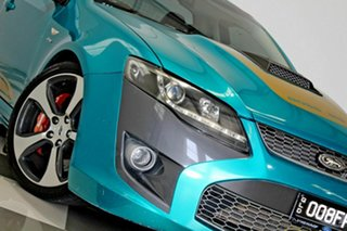 2008 FPV Super Pursuit FG Green 6 Speed Auto Seq Sportshift Utility.