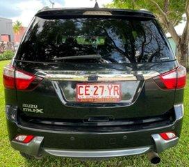 2015 Isuzu MU-X MY15 LS-T Rev-Tronic Black 5 Speed Sports Automatic Wagon
