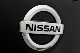 2017 Nissan Navara D23 Series II ST (4x4) Black 7 Speed Automatic Dual Cab Utility