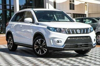 2019 Suzuki Vitara LY Series II Turbo 2WD White 6 Speed Sports Automatic Wagon.