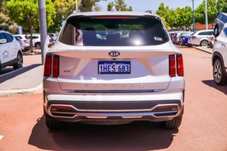 2020 Kia Sorento MQ4 GT-Line Silver Sports Automatic Dual Clutch SUV.
