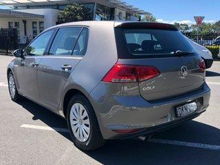 2016 Volkswagen Golf VII MY17 92TSI Grey 6 Speed Manual Hatchback