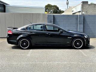 2010 Holden Commodore VE II SV6 Black 6 Speed Sports Automatic Sedan.