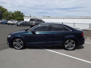 2018 Audi A3 8V MY18 S Line S Tronic Quattro Limited Edition Blue 7 Speed