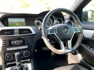 2015 Mercedes-Benz C-Class C204 C250 CDI 7G-Tronic Avantgarde Palladium Silver 7 Speed