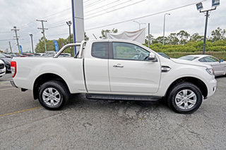2019 Ford Ranger PX MkIII 2020.25MY XLT White 6 Speed Sports Automatic Super Cab Pick Up