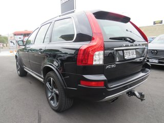 2012 Volvo XC90 P28 MY13 R-Design Geartronic Black 6 Speed Sports Automatic Wagon
