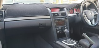 2009 Holden Commodore VE MY09.5 SS V Sportwagon Black 6 Speed Sports Automatic Wagon