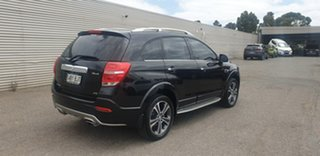 2016 Holden Captiva CG MY16 LTZ AWD Black 6 Speed Sports Automatic Wagon.