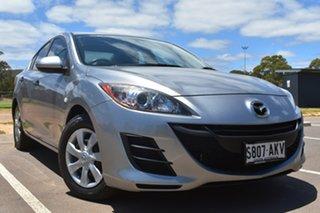 2010 Mazda 3 BL10F1 Neo Activematic Silver 5 Speed Sports Automatic Sedan.
