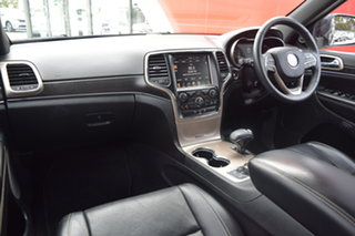 2014 Jeep Grand Cherokee WK MY2014 Limited Brilliant Black 8 Speed Sports Automatic Wagon