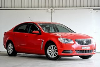 2015 Holden Commodore VF II MY16 Evoke Red 6 Speed Sports Automatic Sedan.