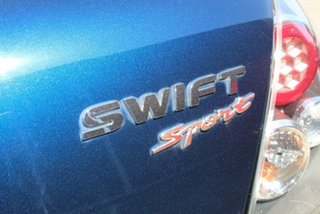 2007 Suzuki Swift EZ Sport Blue 5 Speed Manual Hatchback