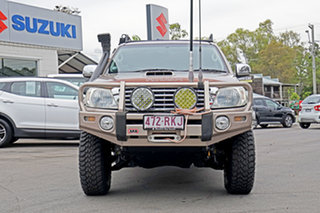 2010 Toyota Hilux KUN26R MY10 SR5 Gold 5 Speed Manual Utility.