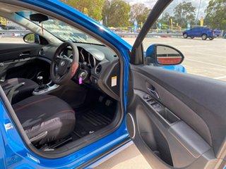 2014 Holden Cruze EQUIPE JH SERIE Blue 5 Speed Manual Hatchback