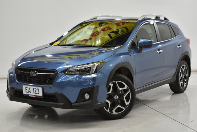 Used Subaru XV G5X MY18 2.0i-S Lineartronic AWD Brooklyn, 2017 Subaru XV G5X MY18 2.0i-S Lineartronic AWD Blue 7 Speed Constant Variable Wagon