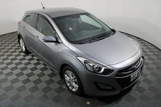2013 Hyundai i30 GD Elite Grey 6 Speed Sports Automatic Hatchback