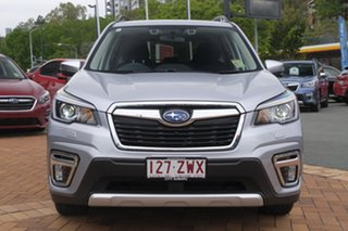 2020 Subaru Forester S5 MY20 Hybrid L CVT AWD Ice Silver 7 Speed Constant Variable Wagon Hybrid