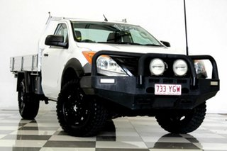 2012 Mazda BT-50 XT Hi-Rider (4x2) White 6 Speed Automatic Cab Chassis.